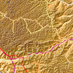 Airport Xingyi Airport - Xingyi map