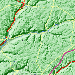 Maps, Weather, and Airports for Rouen, France