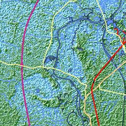 nieuwe pekela maps