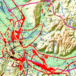 Maps Weather and Airports for Allschwil Switzerland