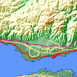 Maps Weather and Airports for Kocaeli Turkey