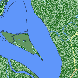 Maps, Weather, and Airports for Matlab Bazar, Bangladesh