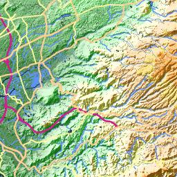 Maps Weather And Airports For Ueki Japan - Japan map ueki