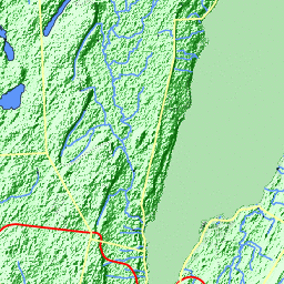 Maps Weather and Airports for Owen Sound Canada