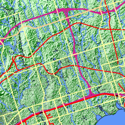 Maps Weather And Airports For Oshawa Canada - Map of oshawa streets