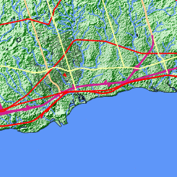 Maps Weather and Airports for Bowmanville Canada