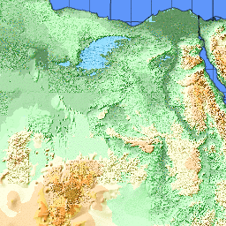 Directory Of Cities And Towns In Egypt - Map of egypt with cities and towns