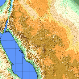 Directory Of Cities And Towns In Egypt - Map of egypt landforms