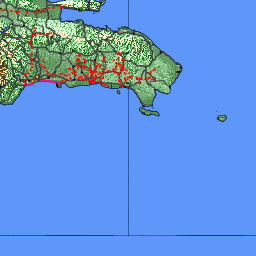Directory Of Cities And Towns In Dominican Republic - Dominican republic cities map