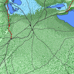 Maps Weather And Airports For Ouargla Algeria - Ouargla map