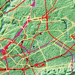 Saint Denis France Map.Maps Weather And Airports For La Plaine Saint Denis France