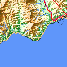 Maps Weather And Airports For Salerno Italy