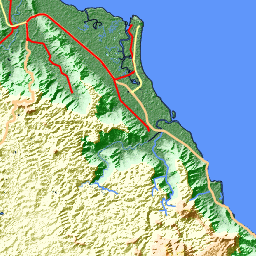 Map Of Australia Port Douglas.Maps Weather And Airports For Port Douglas Australia
