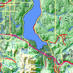 Maps Weather And Airports For Renton United States
