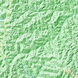 Maps, Weather, and Airports for Tazibouo, Cote D'Ivoire