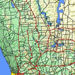Maps Weather And Airports For Mandurah Australia