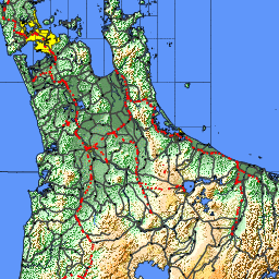Maps, Weather, and Airports for Lepperton, New Zealand